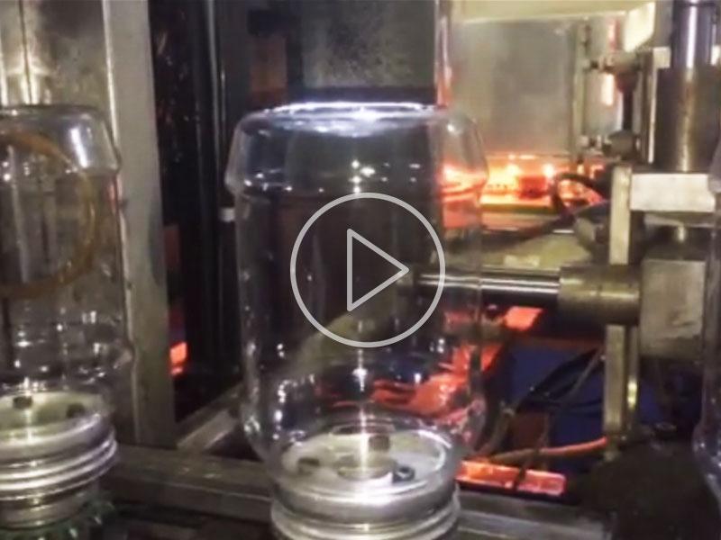 Jar machine (2 cavity) in Iraq