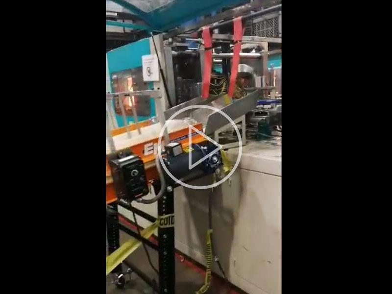 20L machine (2 cavity) in America